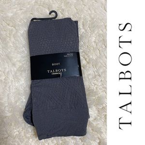 NWT Talbots | Nylon Boot Socks